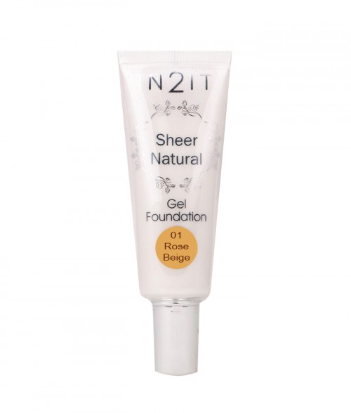 Sheer Natural Gel Foundation