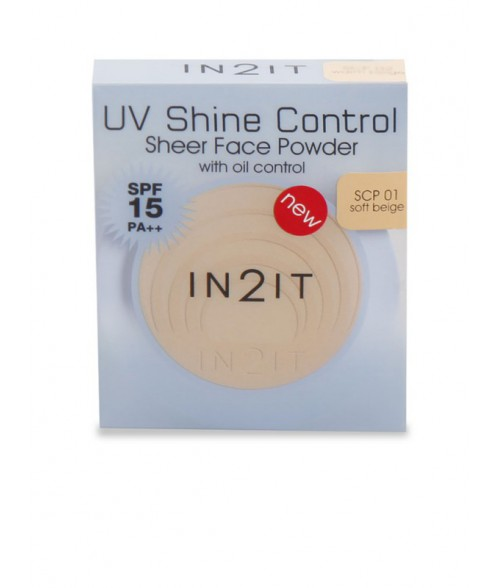 UV Shine Control Sheer Face